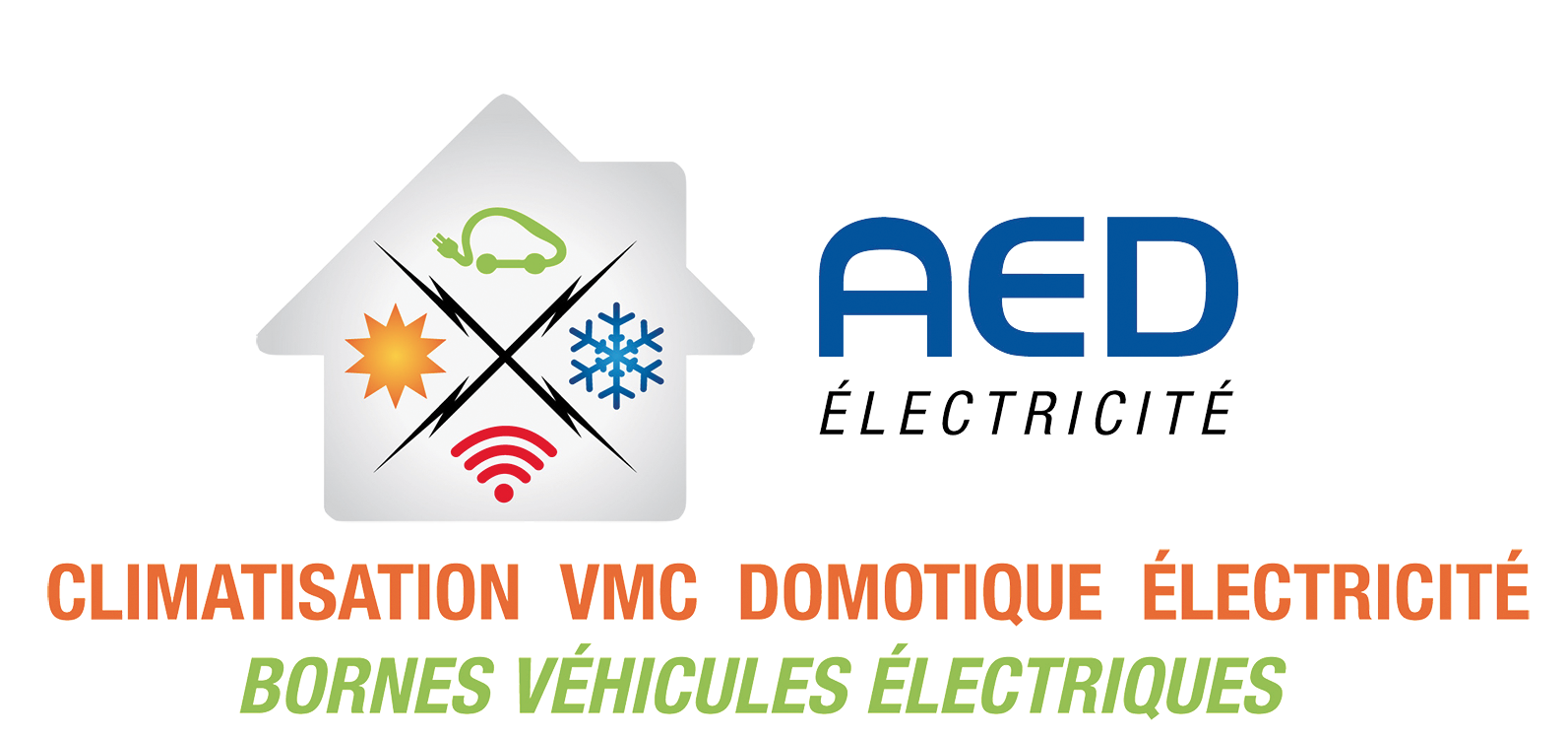 Logo aed page accueil blanc -